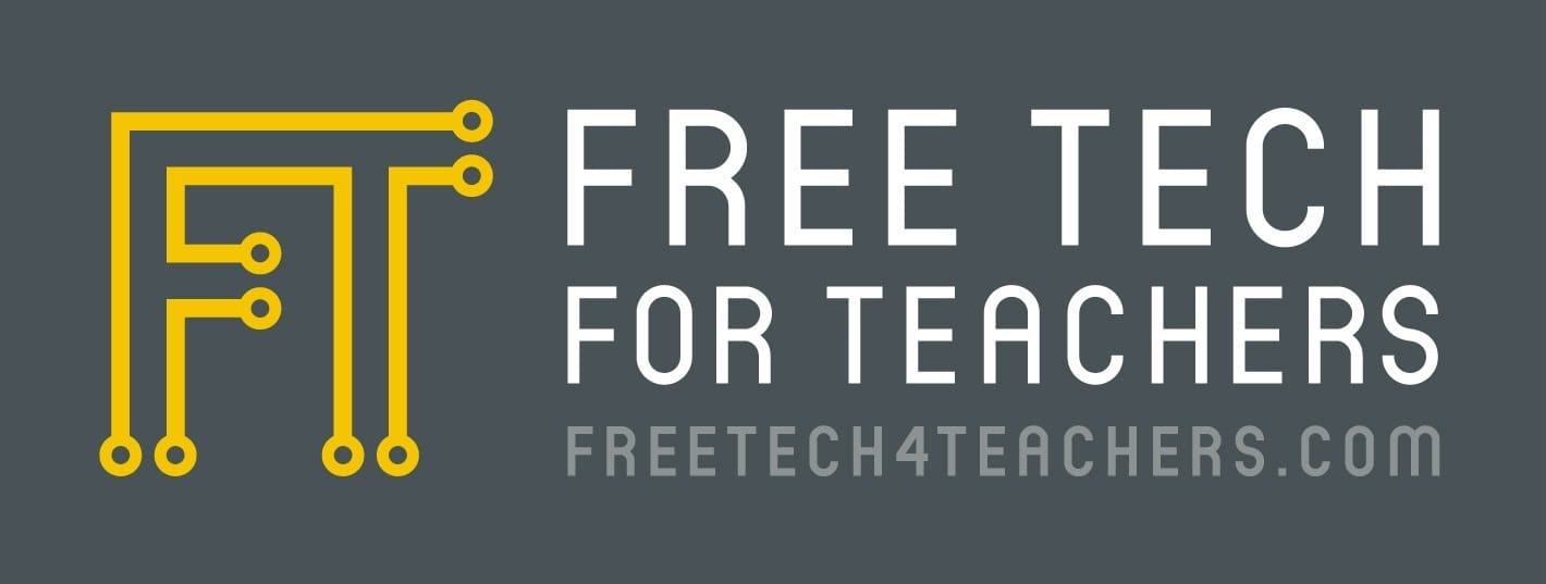 FreeTech4Teachers Logo